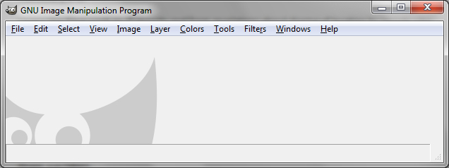 Gimp Interface