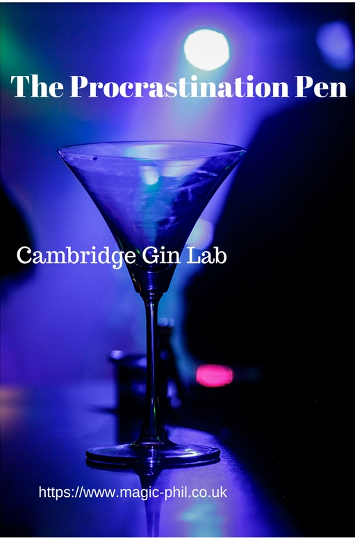 Fifty Special Things – Cambridge Gin Laboratory