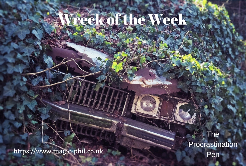 Wreck of the Week