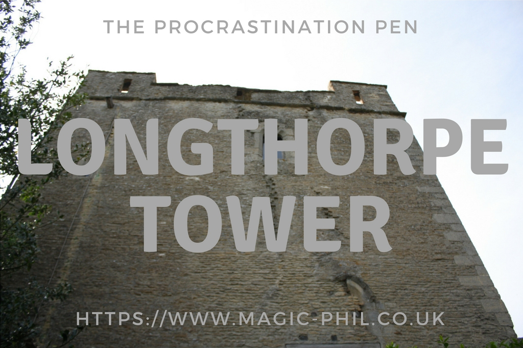 Fifty Special Things – Longthorpe Tower